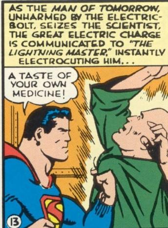 Superman Vol 1 #14 January 1942