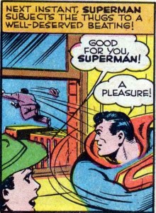 Action Comics #42, 1941