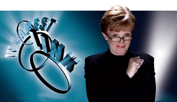 Anne Robinson - Host of The Weakest Link