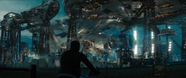 Star Trek 2009 Enterprise Trailer