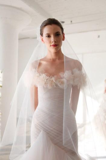 Jetez un coup d'oeil à bridal trends 2017