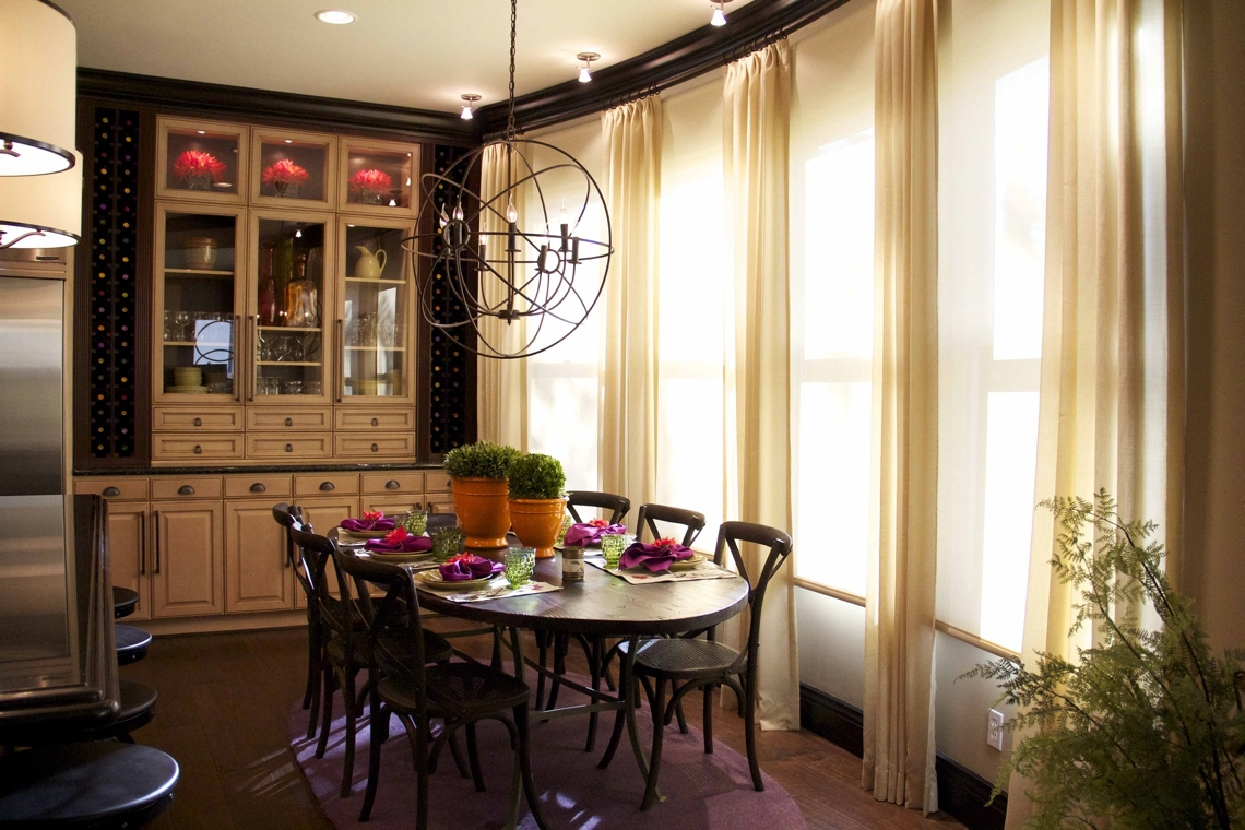 Kitchen And Room Design