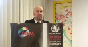 """Potenza, Donato Sabia riconfermato alla guida regionale della """"UILPA Polizia Penitenziaria"""""""