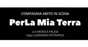 """Potenza, al """"Museo Archeologico Provinciale"""" in replica """"PerLa Mia Terra"""" con Monica Palese"""