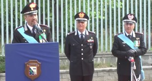 """Potenza, si è insediato il nuovo Comandante della Legione Carabinieri """"Basilicata"""""""