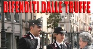 Chiaromonte, denunciata dai Carabinieri una rumena per una truffa ad anziani – Video
