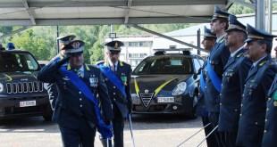 """Potenza, celebrato dal Comando Regionale Basilicata della GdF il """"244° Anniversario della Fondazione del Corpo"""""""
