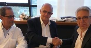 Il dott. Saverio De Marca, nuovo Direttore della Struttura Complessa della Pediatria di Melfi