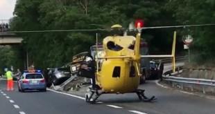 Potenza, la Guardia di Finanza sequestra due elicotteri del servizio elisoccorso