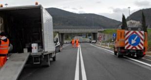 """Strada Statale 95/VAR """"Tito-Brienza"""", in chiusura per lavori programmati in orari notturni"""