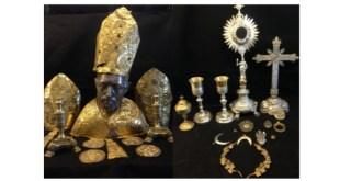 Acerno, il Comando Carabinieri TPC restituisce alla comunità il tesoro di San Donato