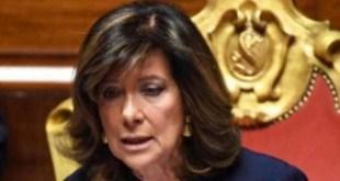 Il Presidente del Senato, Sen. Maria Elisabetta Alberti Casellati in visita per due giorni a Matera