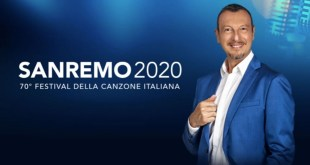 """""""70esimo Festival di Sanremo"""", su Rai Uno, dal prossimo 4 febbraio"""