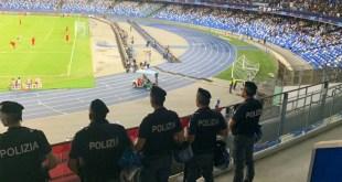 Taranto-Nocerina, bloccati tifosi pronti a scontri