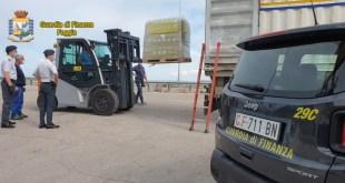 Tra Lombardia, Basilicata e Puglia, dalla GdF devoluti 22.500 litri di alcool elitico – Video