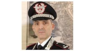 Roma, Lorenzo Falferi è il nuovo Comandante Provinciale dei Carabinieri