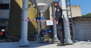 Operazione ambientale dei Carabinieri Forestali di Buccino