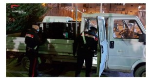 Scanzano Jonico, furto sventato dai Carabinieri