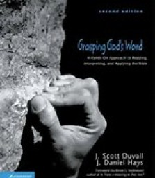 grasping gods word