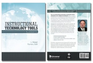 Dr. Rob Furman Instructional Technology Tools Book Cover