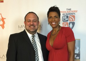 Dr. Rob and Darieth Chisolm