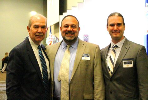 Dr. Rob Furman at the Virginia Leadership Conference 2017