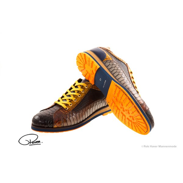 Rob Haver schoenen Fresh-Nero