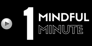 1 Mindful Minute Video