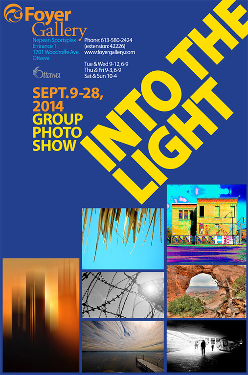Into the Light - Photography Show at the Foyer Gallery