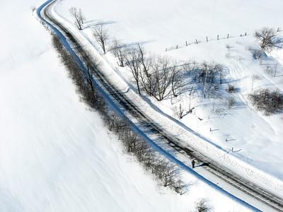 Chemin Cross Loop near Wakefield, Quebec.