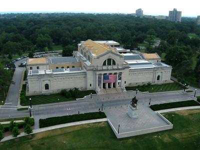 St. Louis Art Museum, St. Louis, Missouri.