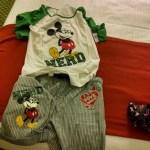 Mickey Mouse Nerd Pajamas