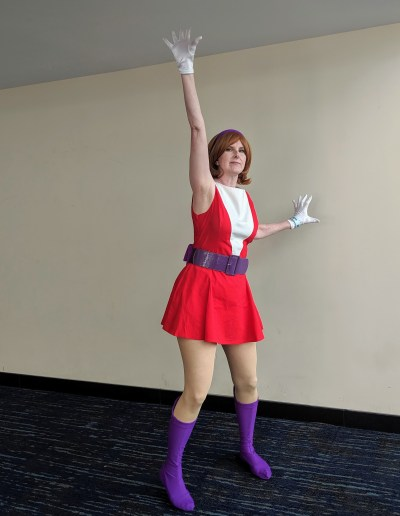Elastigirl from Doom Patrol