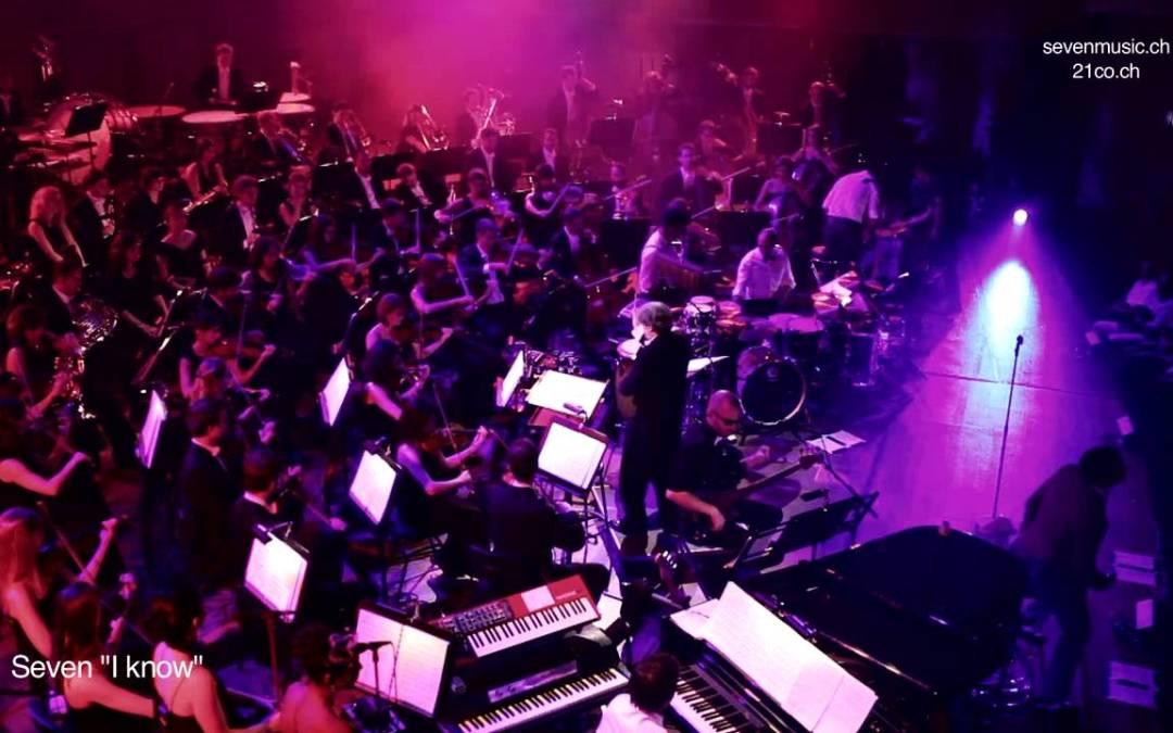 Seven & 21st Century Orchestra