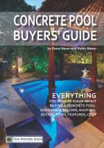 Concrete Pool Buyers' Guide: Robin Bower, author