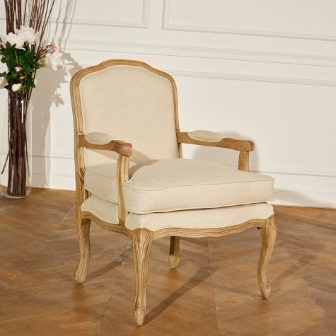 the ines armchair natural