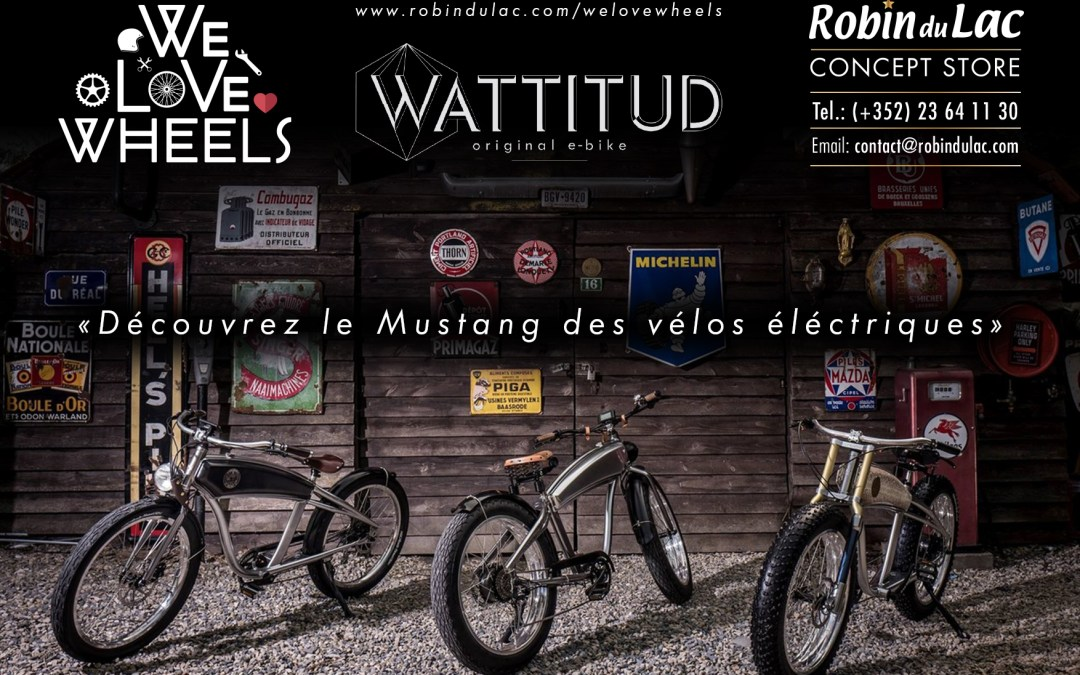 We Love Wheels – Nouveau Concept