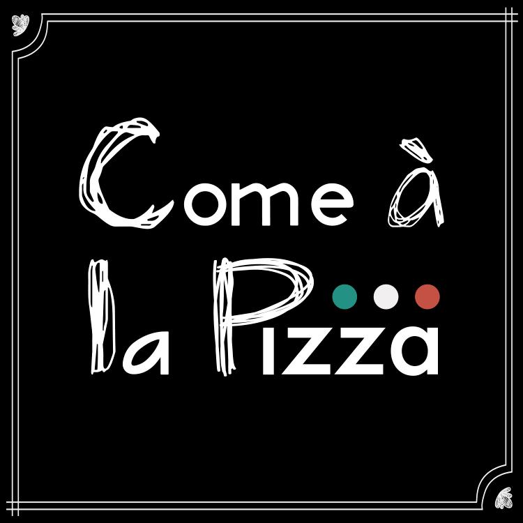 Come à la Pizza - Robin du Lac Concept Store