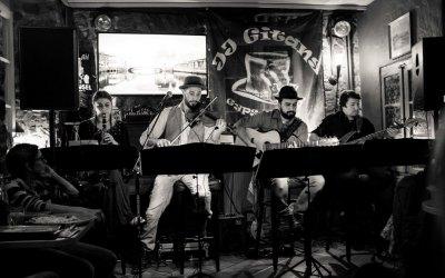 Come à la Cave présente «Saturday Live Music» withGypsy Fusion Across The Centuries