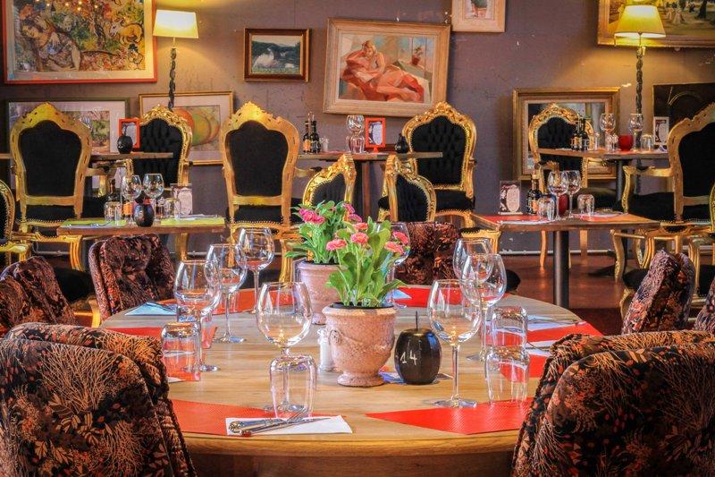 Restaurant - Come à La Maison - Robin du Lac Concept Store - Luxembourg (2)