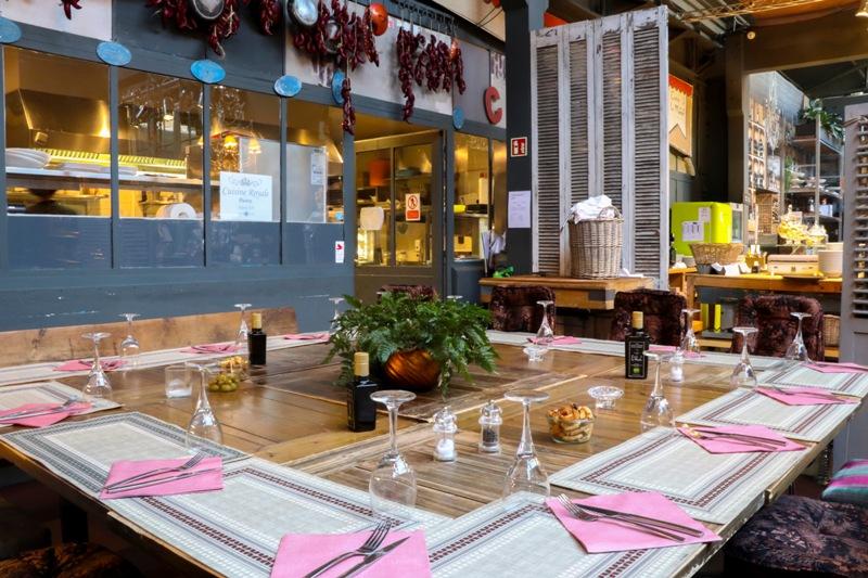 Restaurant - Come à La Maison - Robin du Lac Concept Store - Luxembourg (9)