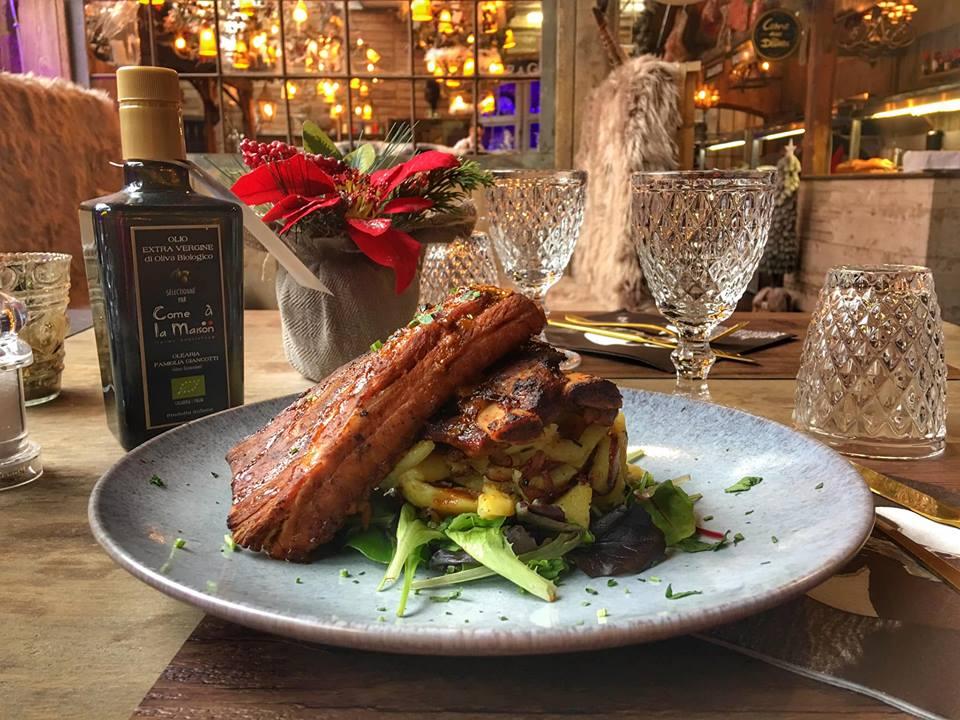 Restaurant Come à la Rôtisserie - Steak House & Grill - Robin du Lac Concept Store - Luxembourg(1)