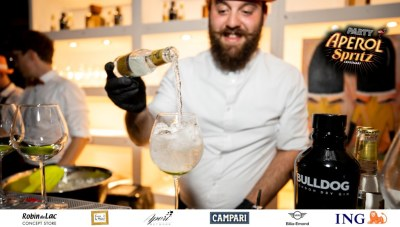 Aperol Spritz Party - 100 Years of Joy - Aperinetwork - Come à la Maison - Robin du Lac Concept Store - Luxembourg (101)