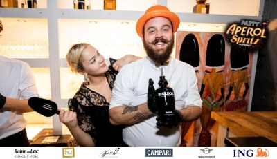 Aperol Spritz Party - 100 Years of Joy - Aperinetwork - Come à la Maison - Robin du Lac Concept Store - Luxembourg (122)