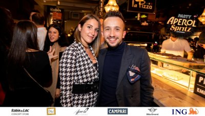 Aperol Spritz Party - 100 Years of Joy - Aperinetwork - Come à la Maison - Robin du Lac Concept Store - Luxembourg (128)