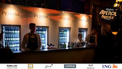 Aperol Spritz Party - 100 Years of Joy - Aperinetwork - Come à la Maison - Robin du Lac Concept Store - Luxembourg (13)