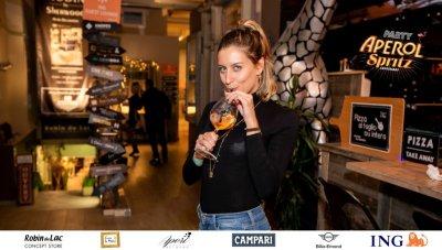 Aperol Spritz Party - 100 Years of Joy - Aperinetwork - Come à la Maison - Robin du Lac Concept Store - Luxembourg (139)