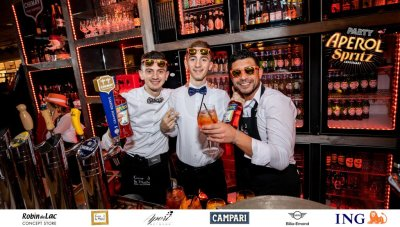 Aperol Spritz Party - 100 Years of Joy - Aperinetwork - Come à la Maison - Robin du Lac Concept Store - Luxembourg (142)