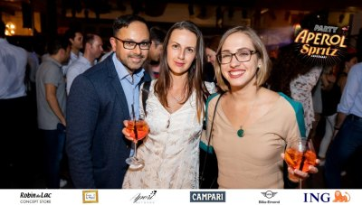 Aperol Spritz Party - 100 Years of Joy - Aperinetwork - Come à la Maison - Robin du Lac Concept Store - Luxembourg (155)
