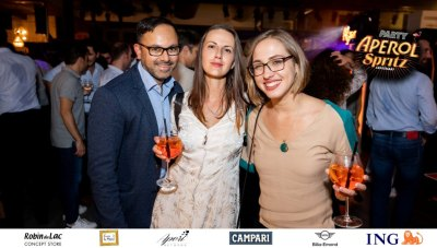 Aperol Spritz Party - 100 Years of Joy - Aperinetwork - Come à la Maison - Robin du Lac Concept Store - Luxembourg (156)